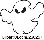 Spooky clipart ghost outline Ghost%20outline%20clip%20art Outline Art Images Clipart