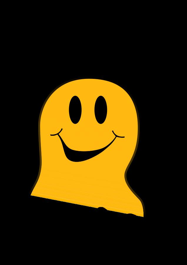 Spooky clipart gost Art Vector clip SVG file
