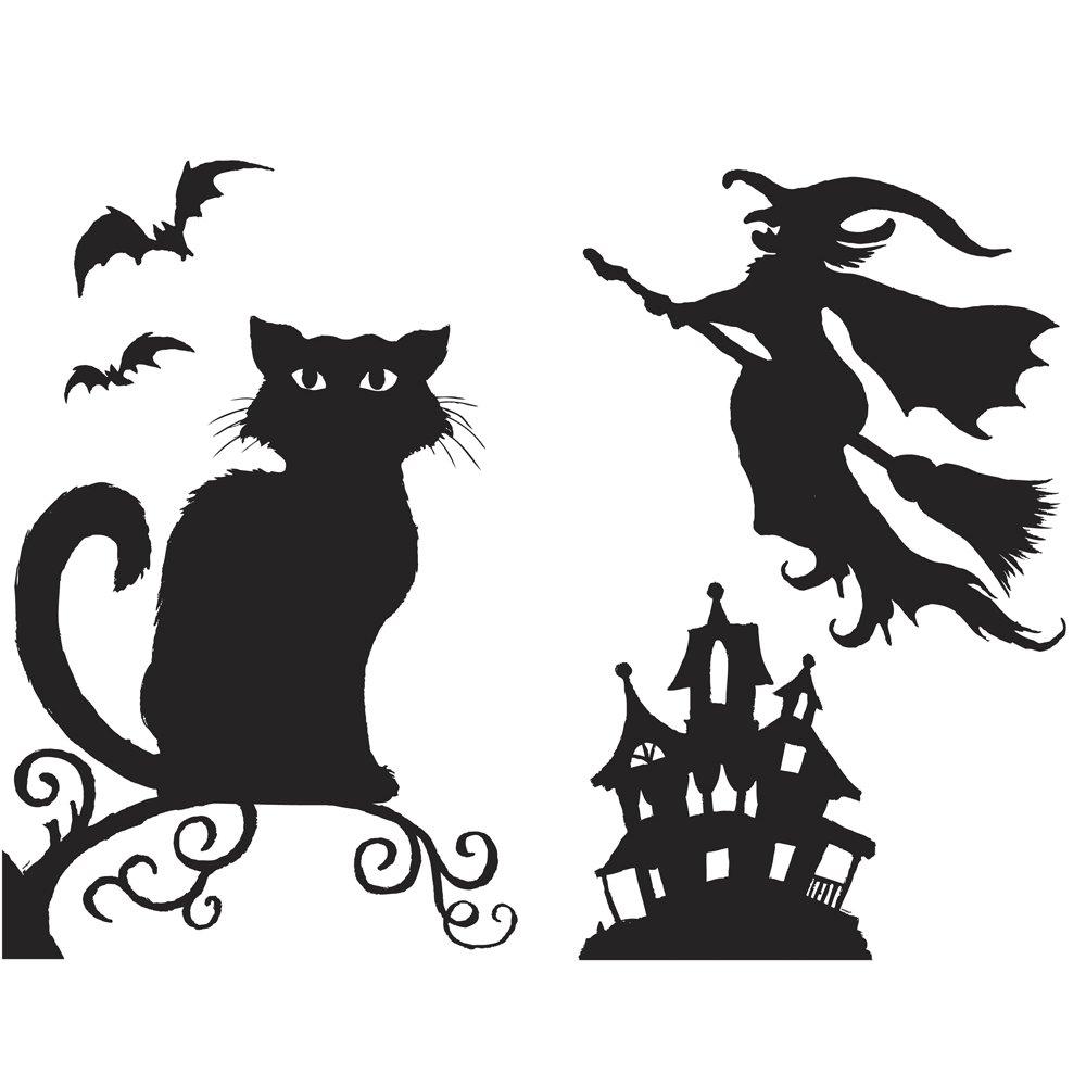 Window clipart spooky › halloween › Spooky ›