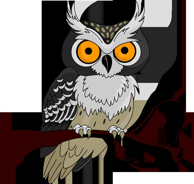 Owlet clipart creepy Halloween%20owl%20clipart Tree Clipart Free Halloween