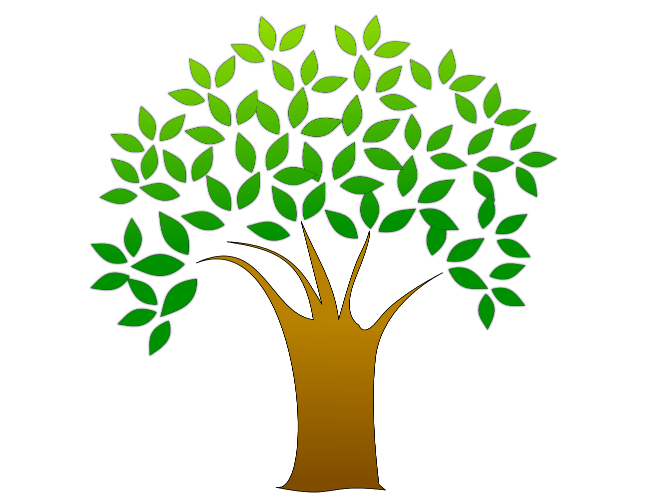 Simple clipart tree Collection clipart art clipart creepy