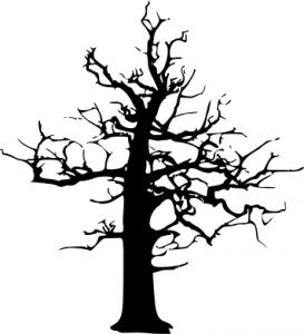 Spooky clipart tree Spooky Art Still Download Tree