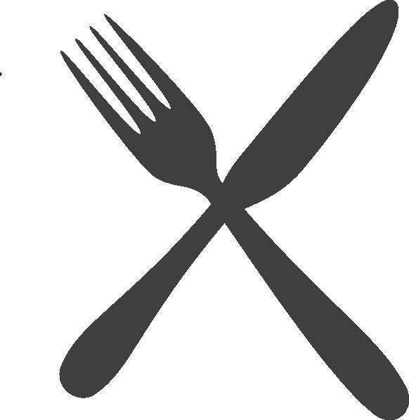 Cutlery clipart silverware Silverware clip art Art this