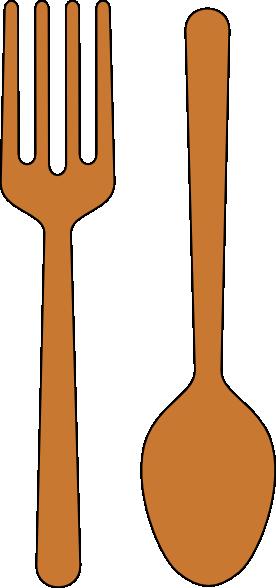 Wood clipart fork Fork Clip Download online Spoon