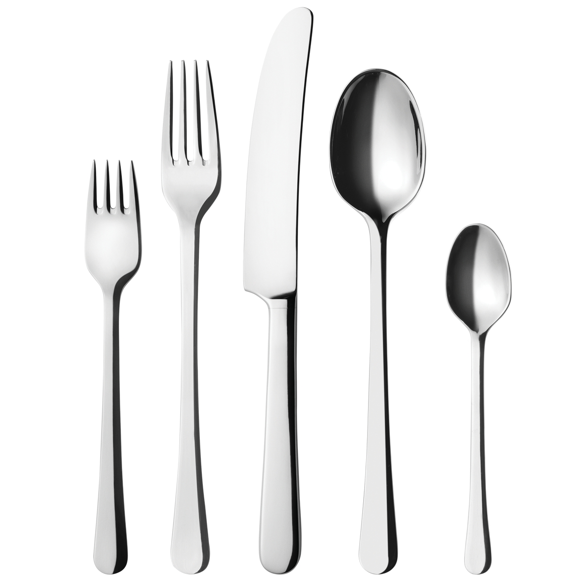 Fork clipart metal spoon Spoon Transparent PNGMart Images PNG