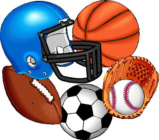 Club clipart high school sport Larger clip art clip