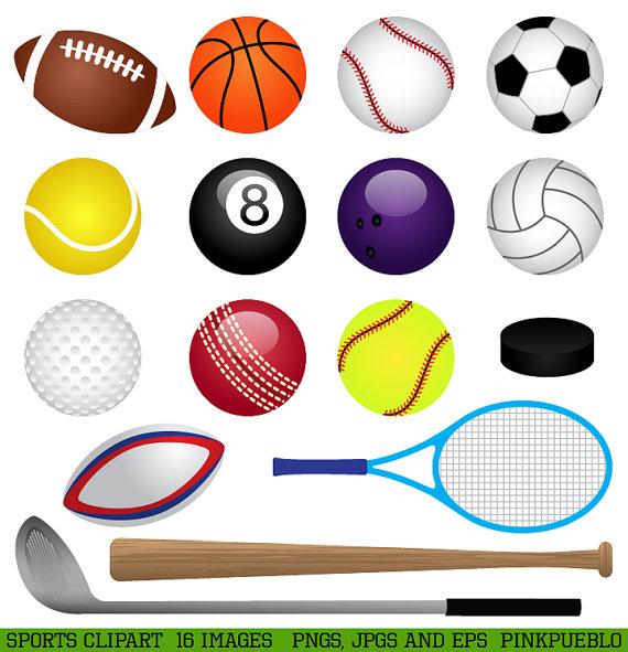 Sport clipart #13