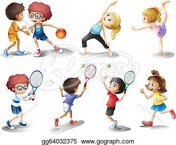 Sport clipart arnis Digital Clipart sports 1000+ kid