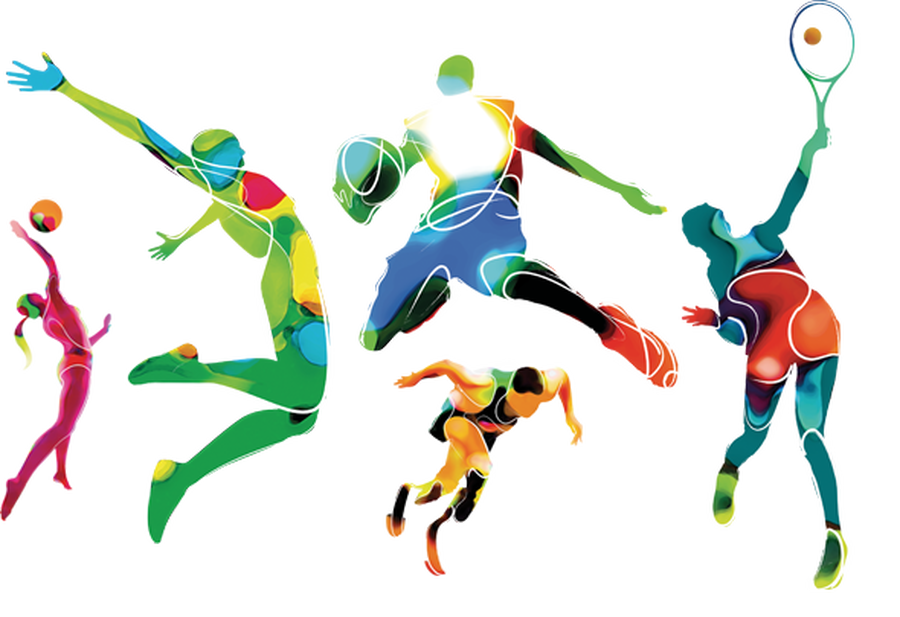 Sport clipart confident student Use sport come empower try