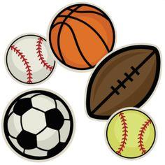 Sport clipart cute Art sports Clip Pictures clip