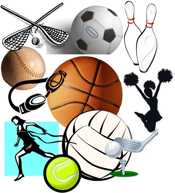 Sport clipart high school sport Event School Highlights St on