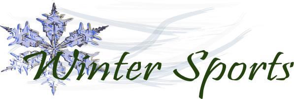 Sport clipart high school sport SPORTS / WINTER Winter INCLUDE: