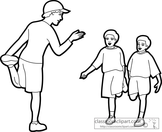 Gallery clipart gym class Clipart 3 2 and white