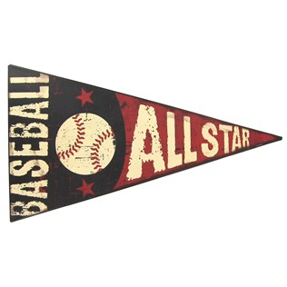 Sport clipart pennant Tin Sports clipart signs Pennant