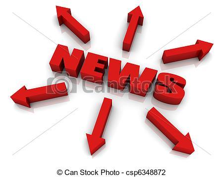 Spread clipart Csp6348872 arrows The Part News