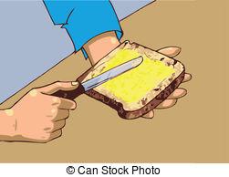 Peanut Butter clipart bread clipart Clipart Panda Spread Clipart ·