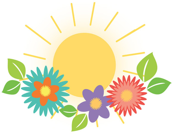 Spring clipart #10