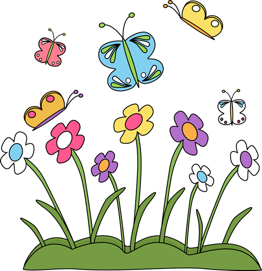 Spring clipart Spring Art Flowers Clip and