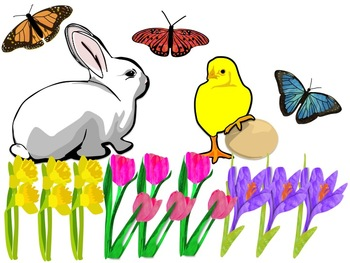 Spring clipart #14