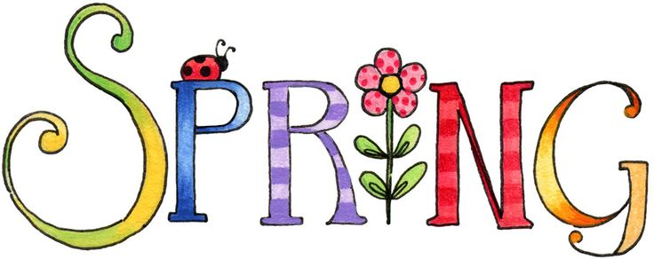 Spring clipart #5