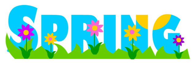 Spring clipart #8