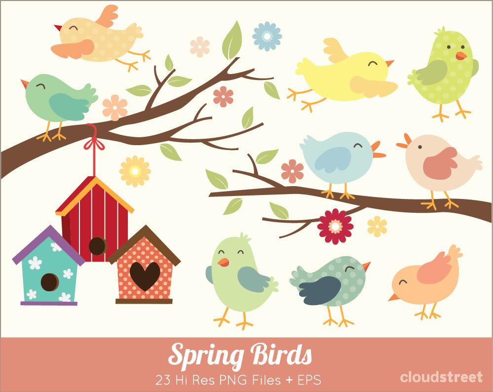 Bird clipart spring bird For graphics birds OFF for