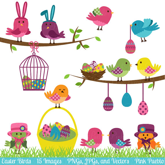 Bird clipart spring bird Art Cliparts Free  Birds