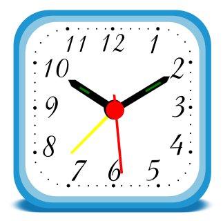 Squares clipart alarm clock #2670 Alarm Clipart free clipart