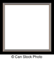 Square clipart black and white And Squares Silver and photo