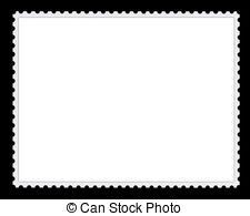 Squares clipart blank stamp Image 970 Stamp of Blank