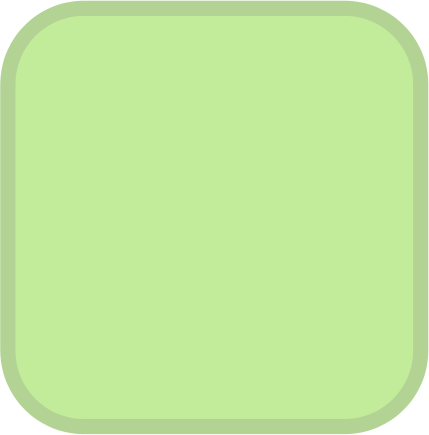 Square clipart colored Color Label Download Labels Green