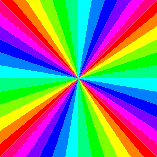 Square clipart colored Colored  Art on Colored