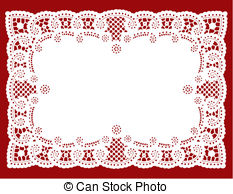 Square clipart doily And Doily Doily Vintage for
