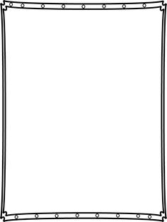 Squares clipart double line border Dipped Elegant 2 and Free