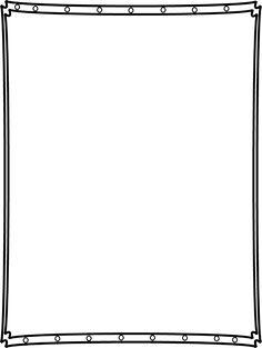 Squares clipart double line border Dipped Elegant 2 borders frames