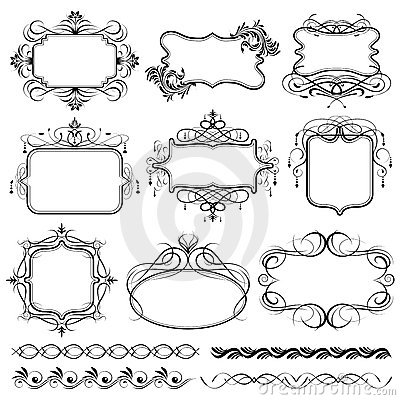Squares clipart filigree Frame Filigree Stock Filigree Pictures