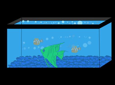 Aquarium clipart animated Fish Clipart cps Tank Best