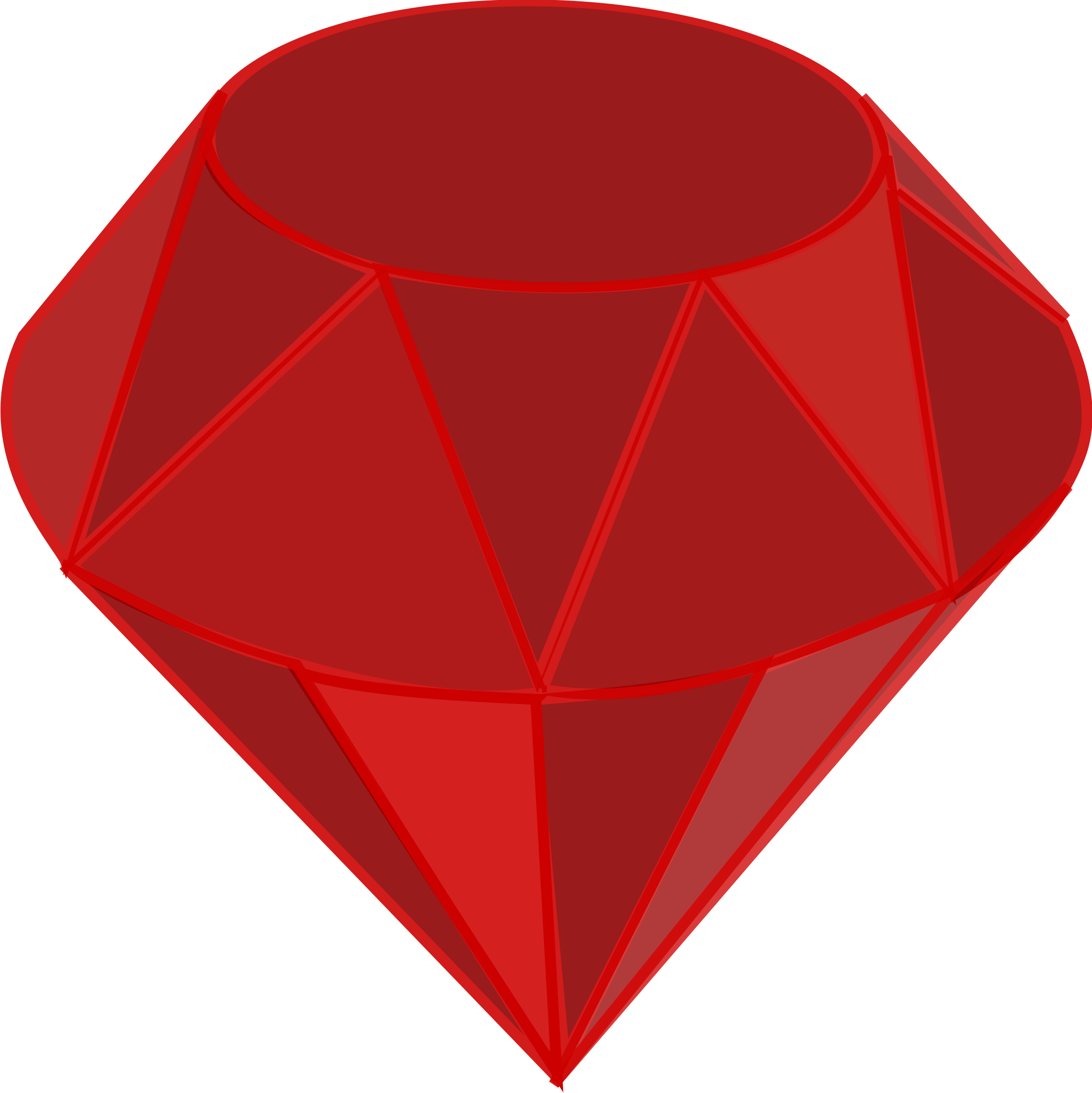 Square clipart gemstone Area Clipart square Ruby Ruby