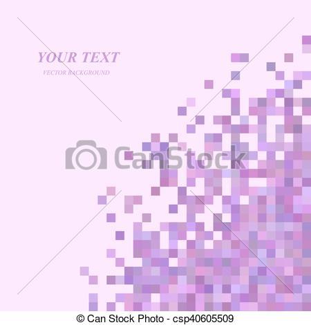 Square clipart light purple Purple square of Clipart design