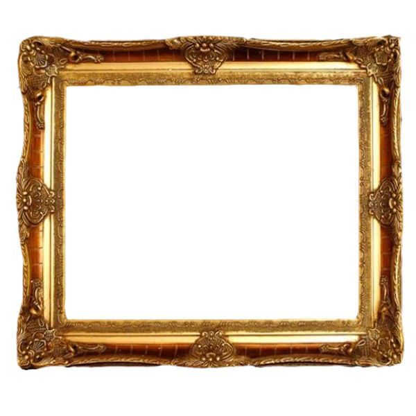Square clipart mirror frame Clipart Panda Art Frame Free