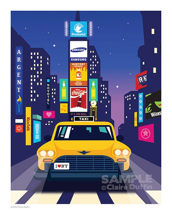 Times Square clipart shopping times 61 22 Time on 8x10