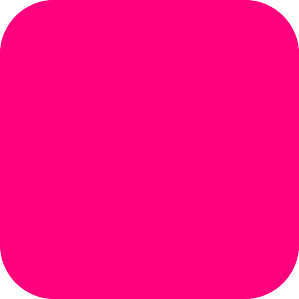 Squares clipart dark pink Rounded Clip Pink art clip