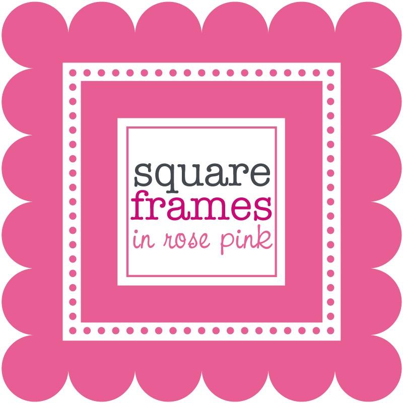 Squares clipart dark pink Clip Square Digital on viveradesign