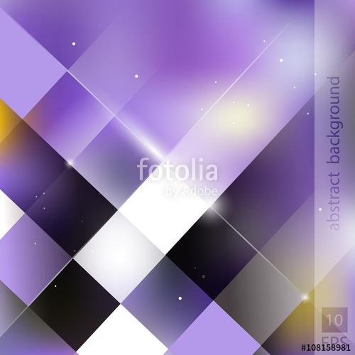 Square clipart purple Clip Abstract purple square background