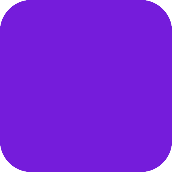 Square clipart purple Corners Clip at this as: