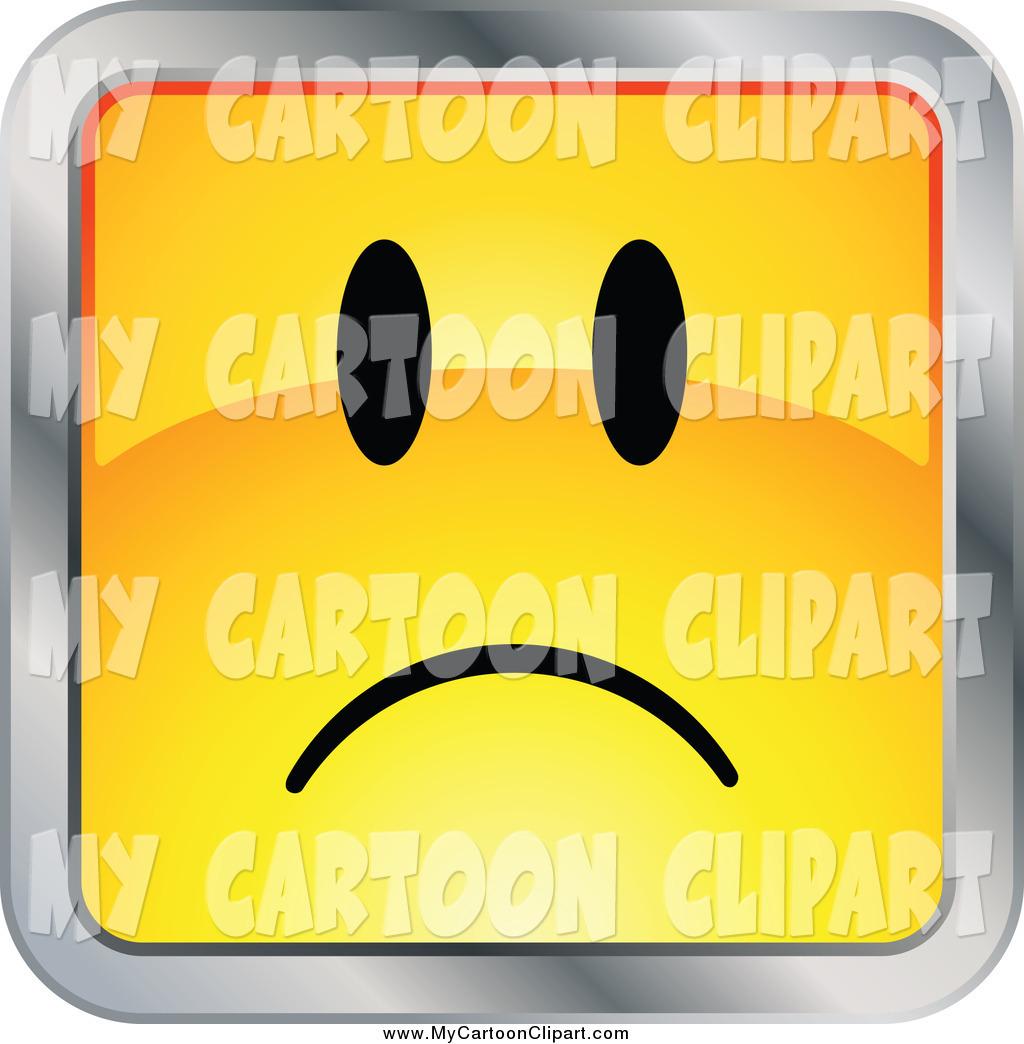 Square clipart sad Art Clip a  Emoticon