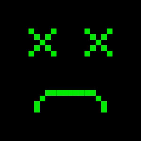 Square clipart sad Clip Art sad%20computer%20clip%20art Clipart Panda