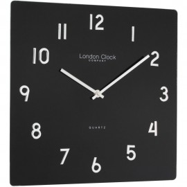 Square clipart square wall clock Black London Wall Clock Clock