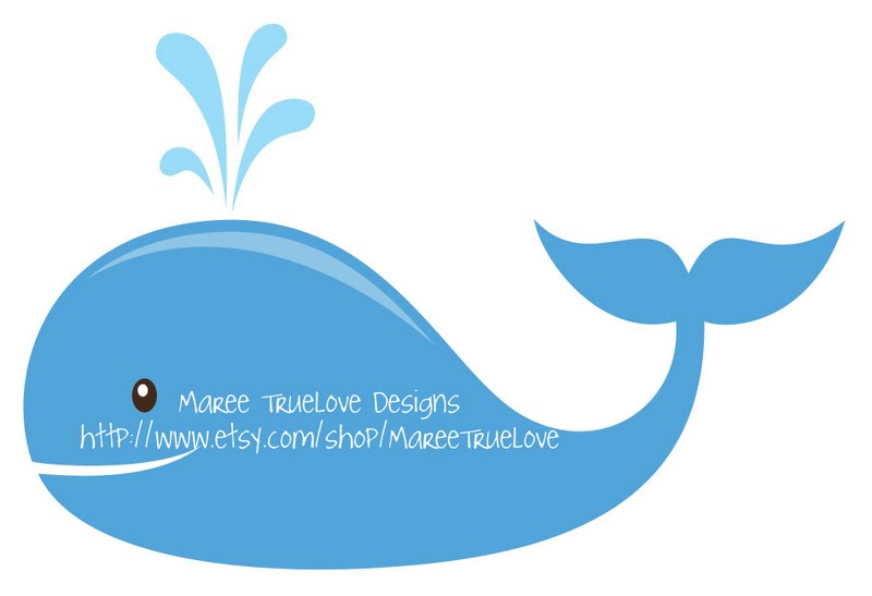 Mother And Baby clipart whale Clip Free Whale Whale Art