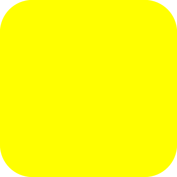 Square clipart yellow Clker free Art art Square